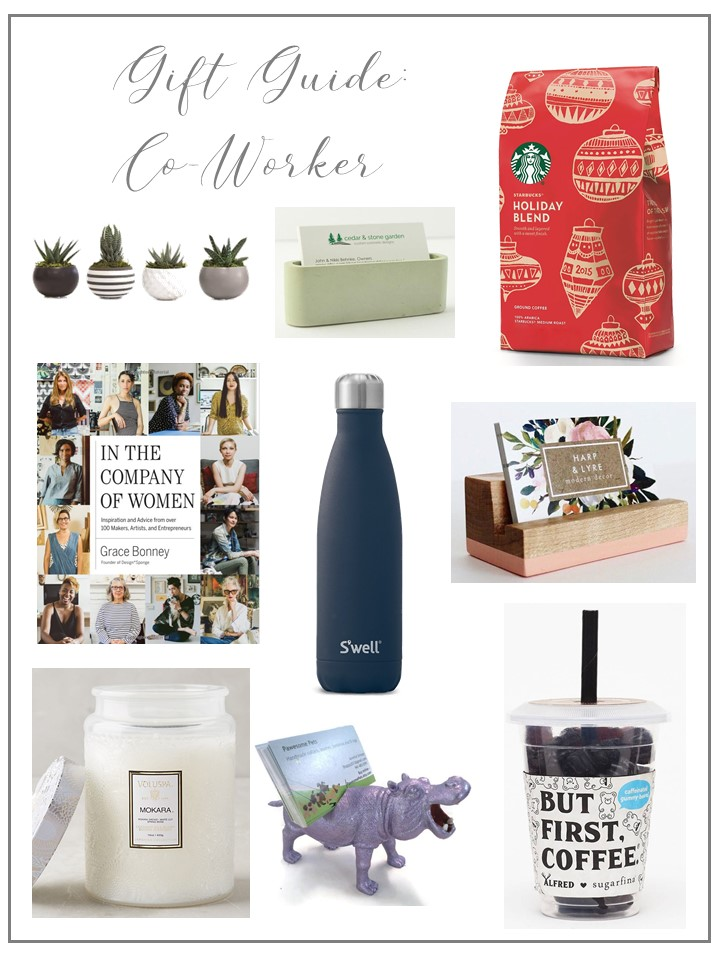 Gift Guide: Co-worker