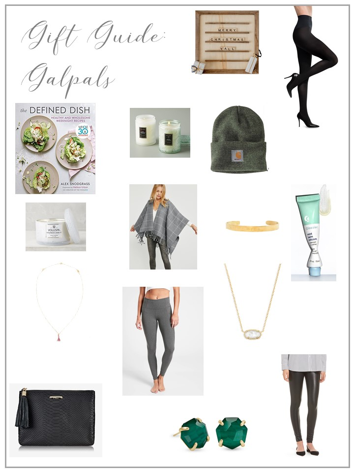 Gift Guide: Galpals