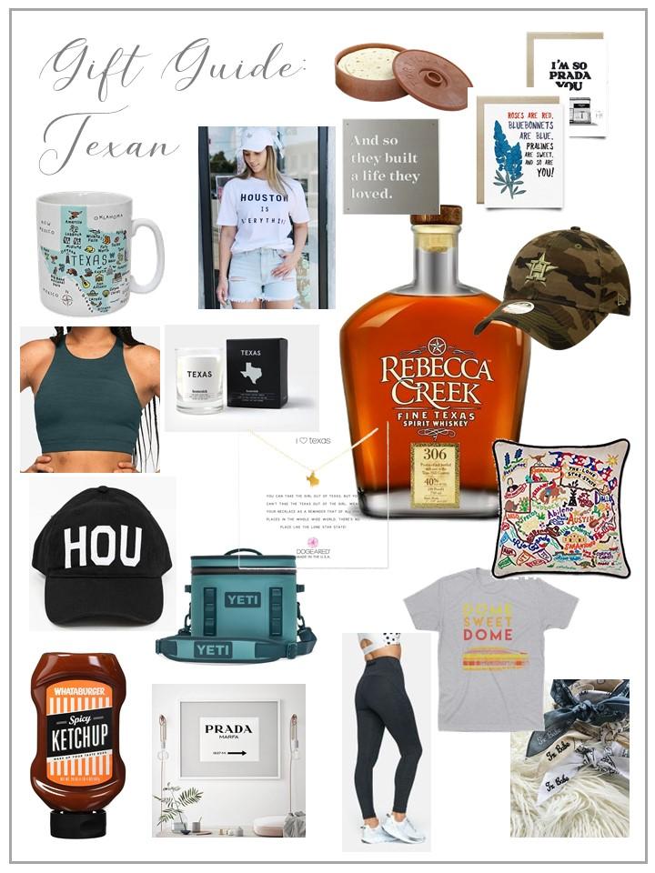 Gift Guide: Texan