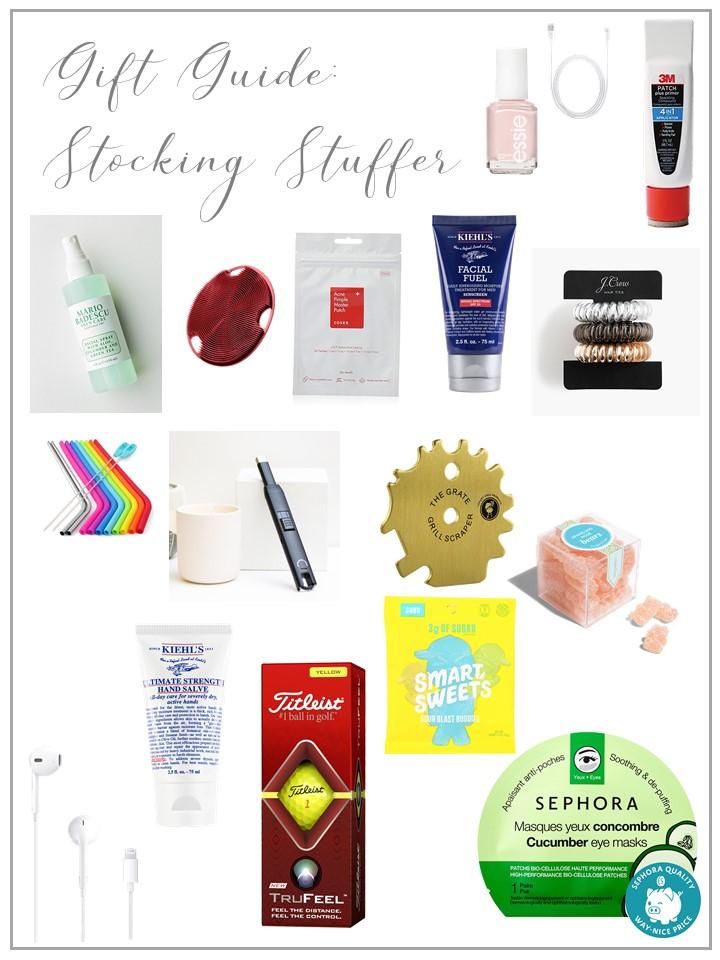 Gift Guide: StockingStuffer