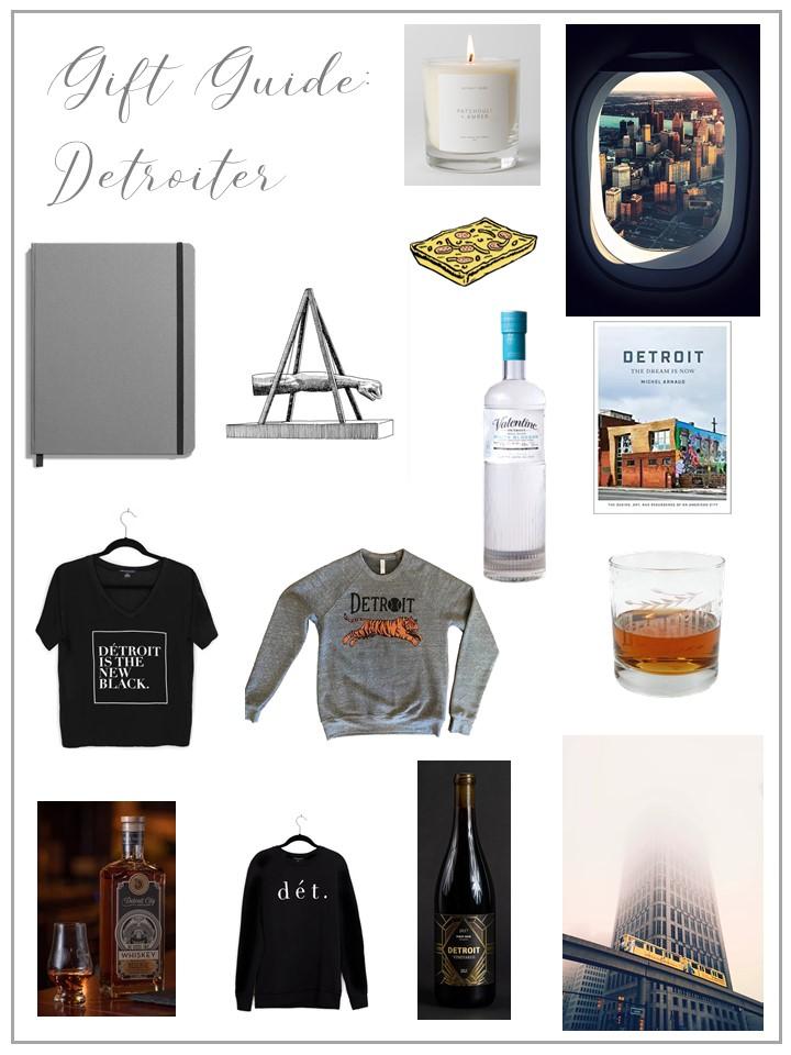 Gift Guide: Detroiter